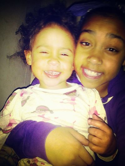 Diss Littlee Girl I Lovee Her So Much Shes Amazingg And Alwayss Puts Ah Smilee On My Facee I Lubb Uu Yolanda Yvonne Baker (( : !
