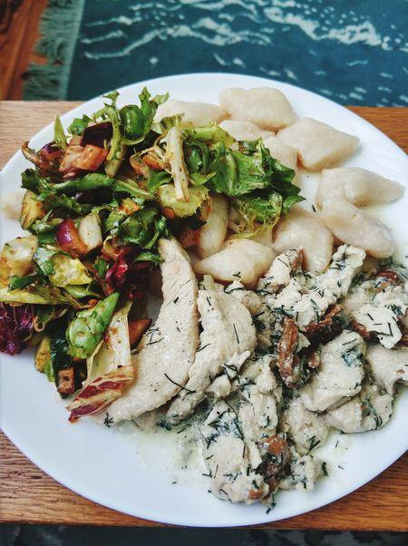 Plate Greek Food Vegetable Vegetarian Food Salad Appetizer Close-up Food And Drink First Eyeem Photo