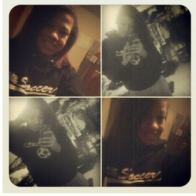 Smile on my face(: Goodnight