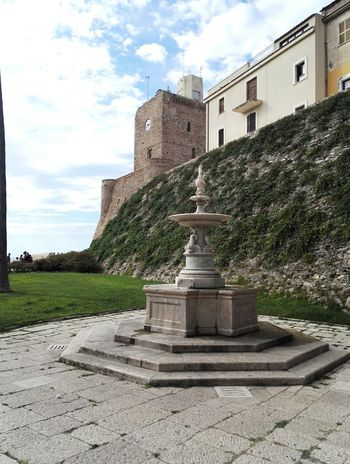 Termoli  Italy Castle Old City Cityscapes City Scape City Summer Discover  Happiness
