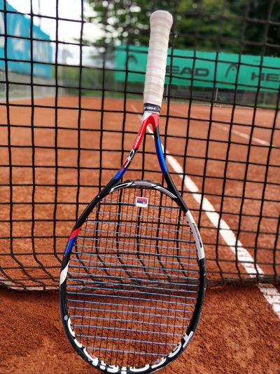 I'll let the Racket do the talking 🎾 Tennis Racket Tennis Player Tennis Woman Tennislover❤ My Place Swisslife 🇨🇭 Switzerland Tennis Court Tennis Ball Racket Sport Sport Tennis Racket Leisure Games Net - Sports Equipment Tennis Net Hanging