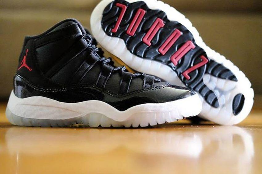 Missing jaxx so i took a pic of his shoes instead... Jaxxelijah Jordan11 721011s Fujifilm Kickstagram Kicksonfire ShoePorn