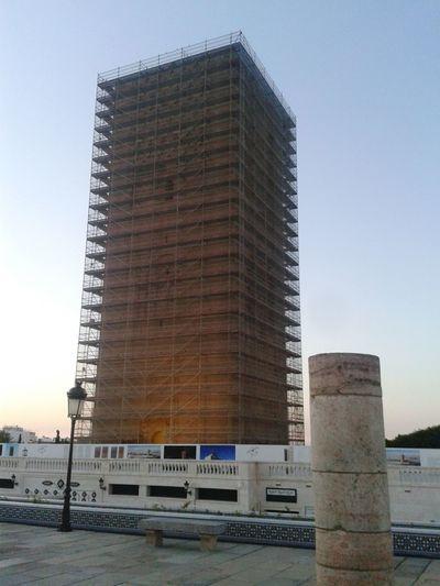 Monument Hassan Rabat City
