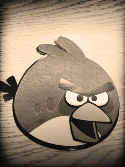 THAT BIRD ANGRY !? #ANGRY BIRDS