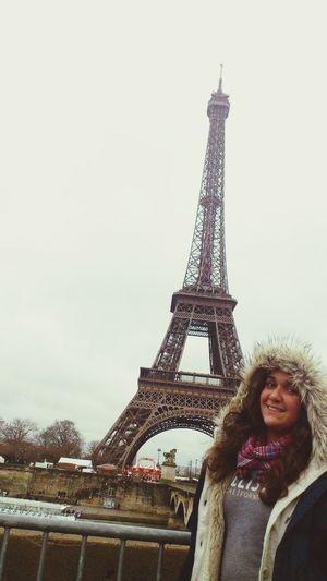 Paris Tour Eiffel New Years Eve Abercrombie & Fitch