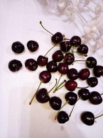 Gelatin Dessert Fruit Black Olive Sweet Food Close-up Food And Drink