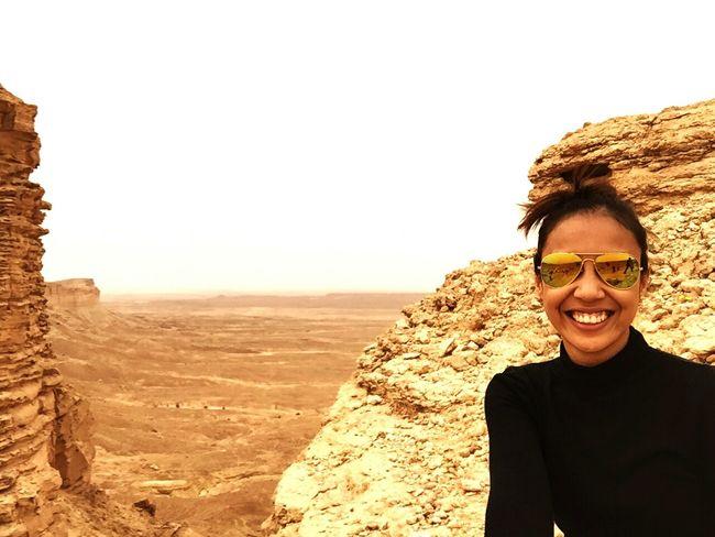 Edge of the World 🐫🌵 Feel The Journey Edge Of The World Riyadh KSA Desert Taking Photos