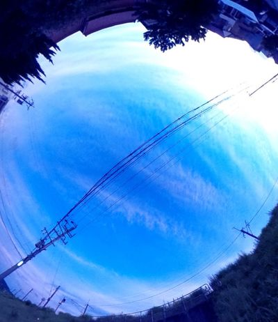 Jul.15,2015 Check This Out Japan Sky Clouds And Sky Theta360 Richo