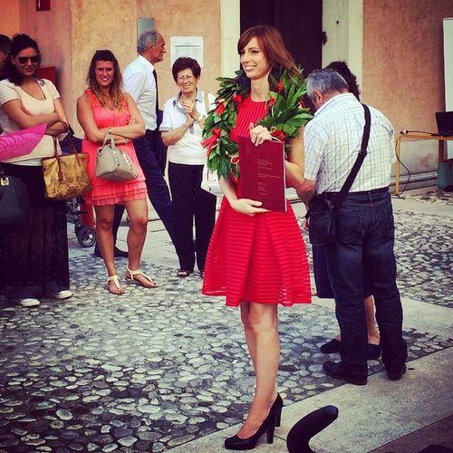 Treviso Laureata Cafoscari Bedin Fattaanchequesta