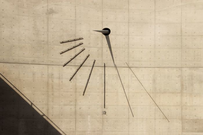 What time is it ? | Awaji Yumebutai | Tadao Ando | Japan Through My Eyes Urban Space Architecture Fine Art Abstract Sundial Wall Light And Shadow Personal Perspective Sculpture Awaji Island Japan |