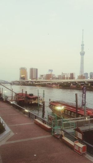 Asakusa,tokyo,japan Tokyo Sky Tree Sumida River Tokyo Sunset_collection