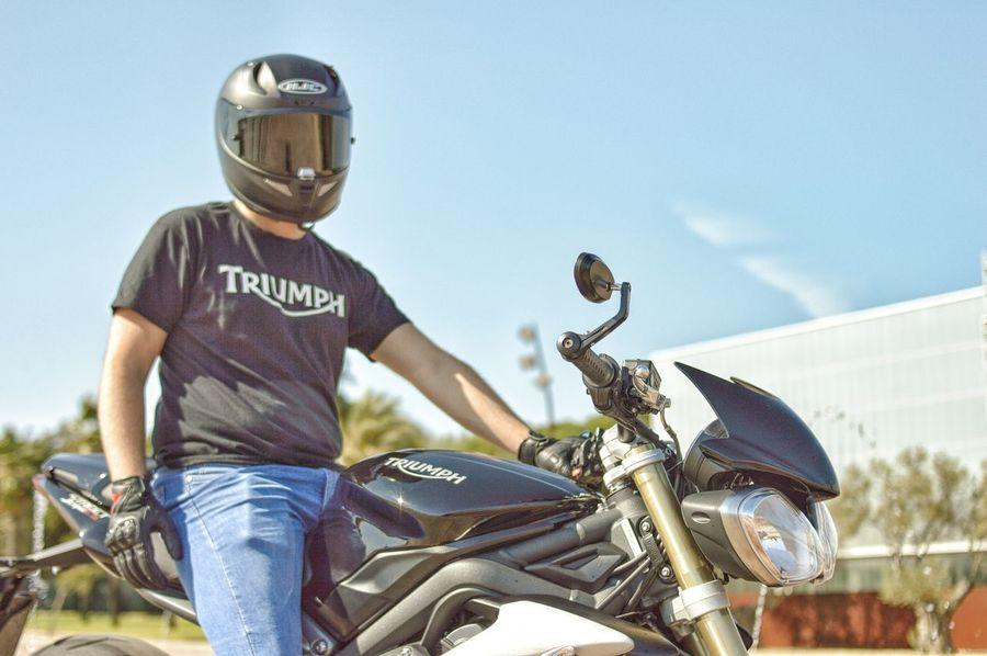Triumph Street Triple Triumph Triumph Motorcycle 35mm 35mm Film D3200 Huelva