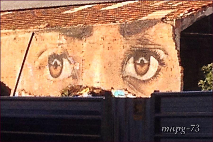 Streetphotography Street Art Barcelona