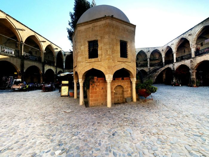 Turkish Historical Monuments Walled City