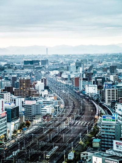 Main station view nagoya