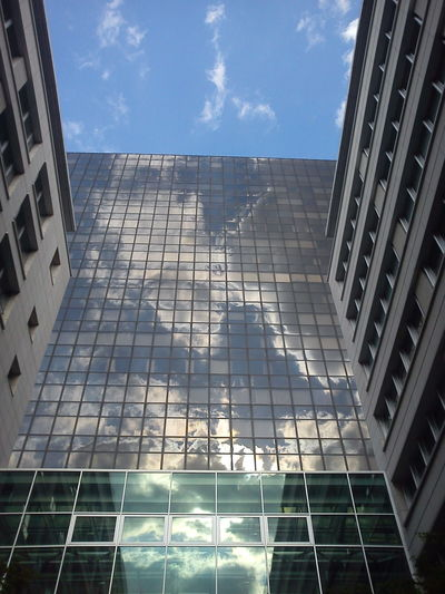 Architecture Berlin Roots Building Exterior Friedrichstrasse Glass Glass - Material Modern My Best Photo 2015 My Fuckin Berlin Urban Window