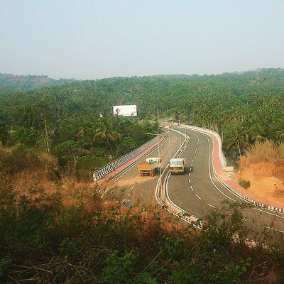 Kozhikode Kerala Cyberperk Monturavfx Topview Palazhi