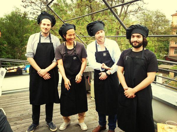 Chefs Meeks' Boyz