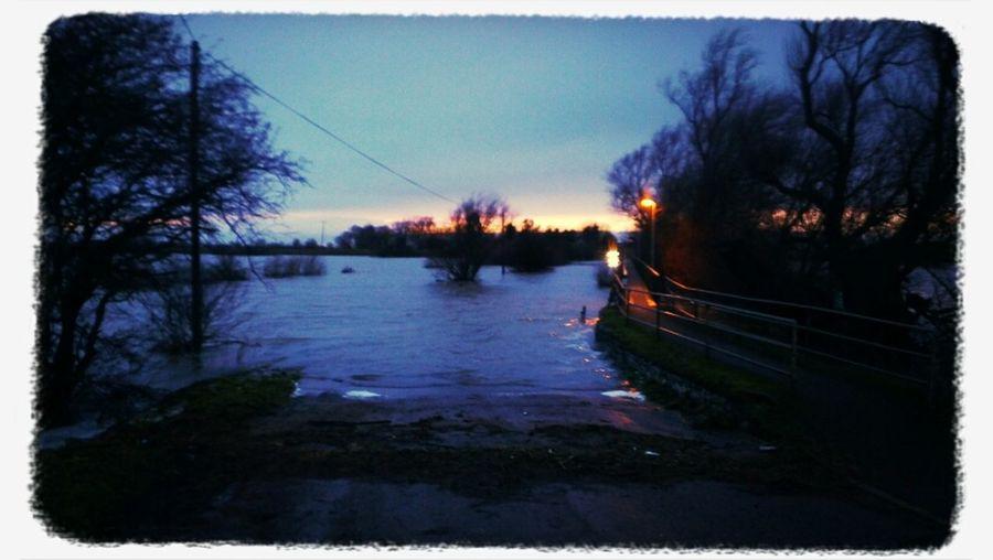 Sutton Gault Flooding