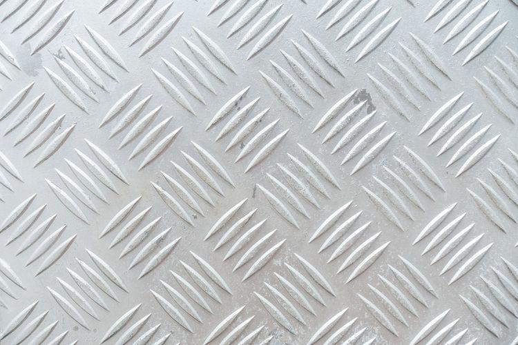 Full frame shot of metal sheet
