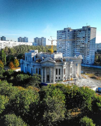 New Church Mycity Lookoutwindow Kharkiv Ukraine Eye4photography  Eyeem Architecture Lover Mobilephotography