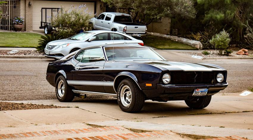 Mustang Mach1 1963
