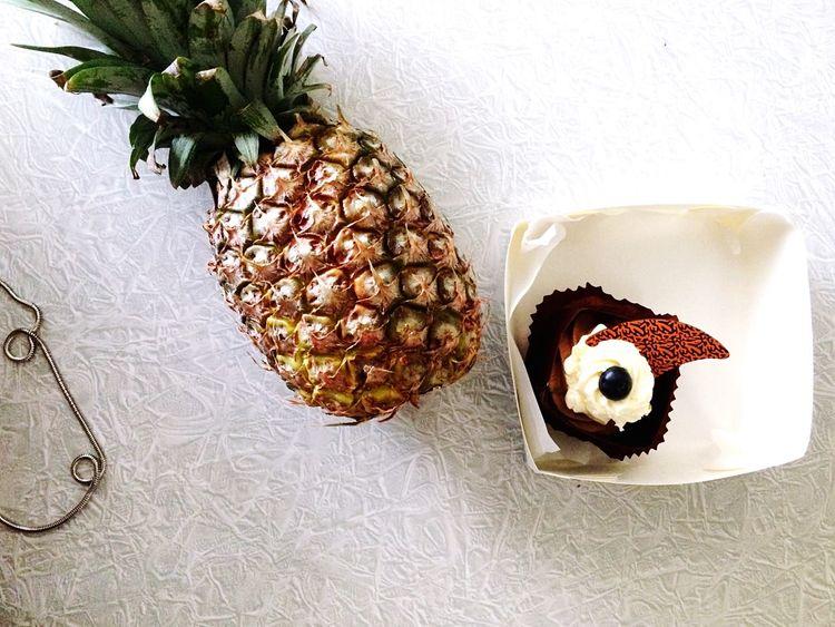 Pineapple Open Edit Still Life