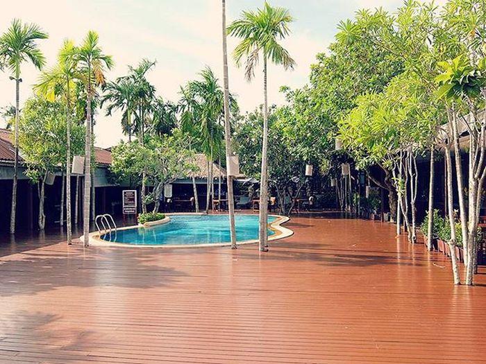 Hot Pool Outdoor Design Thailand Saltpool