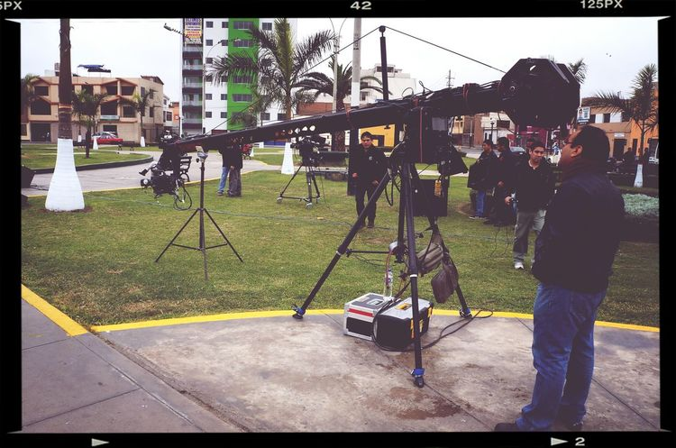 Filmacion Photo Trabajo
