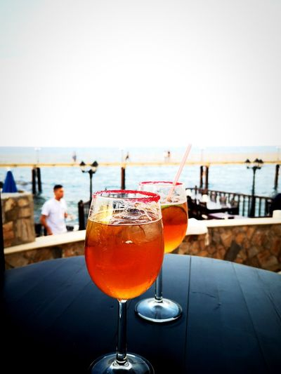 Brandy Sours o'clock Beachlife Drinks For Two Holiday