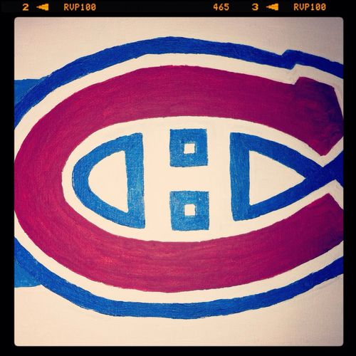 Paint by me!! Hockey NHL Hockey! NHL