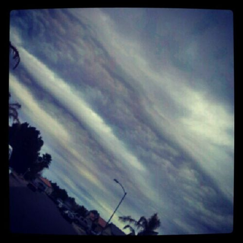 Crazycloudcoverage Glendaleaz @arizonaskies Awesome Cloudsoncloudsonclouds Instagramaz