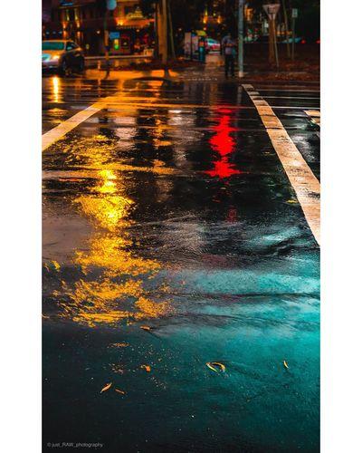 Rains & Hues