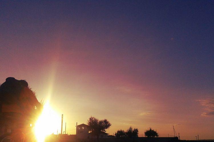 Nature Sky Sun Pureair Outdoors First Eyeem Photo