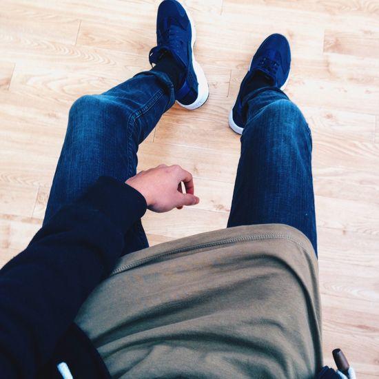 Nike Nike Huarache  Huarache Fashion Street Fashion Style Mensfashion Menswear