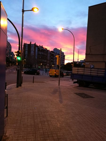 City Hospitalet De Llobregat Amaneciendo First Eyeem Photo