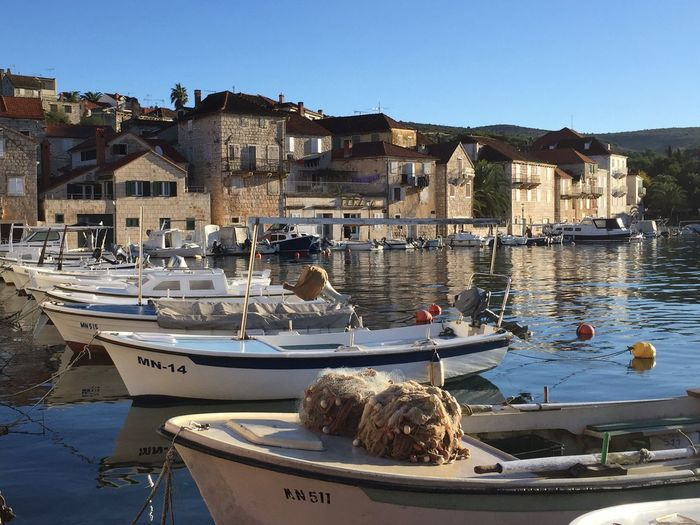 Milna, Brac island, Croatia The Last Days Of Summer Seascape Harbour View My Point Of View Enjoying The Sun Enjoying Life The Purist (no Edit, No Filter) Eye4photography