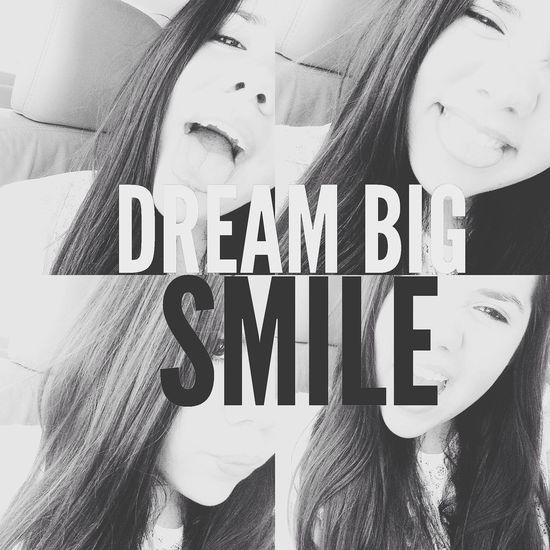 Dream Big Selfies