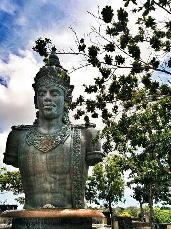 Garuda Wisnu Kencana Bali Potrait INDONESIA GWK Nonamephotography