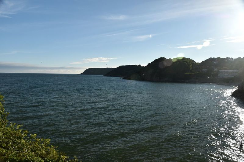 Taking Photos Seaside Landscape Nikon D5500