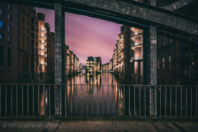 Architecture Building Exterior Built Structure No People City Outdoors Sky Sunset Water Day Architecture