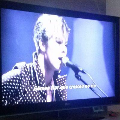 Música boa,sempre adoça nosso dia :)) MariaGadu DVDMultishow Sábado Play