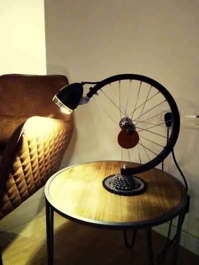 my new work. Llamp Lamps Decorate; Designing Creative Desk Lamps Office Lamps Home Accessories Home Decoration  Light's Bycicle Lovers Bycicle Art Redimate Handmade