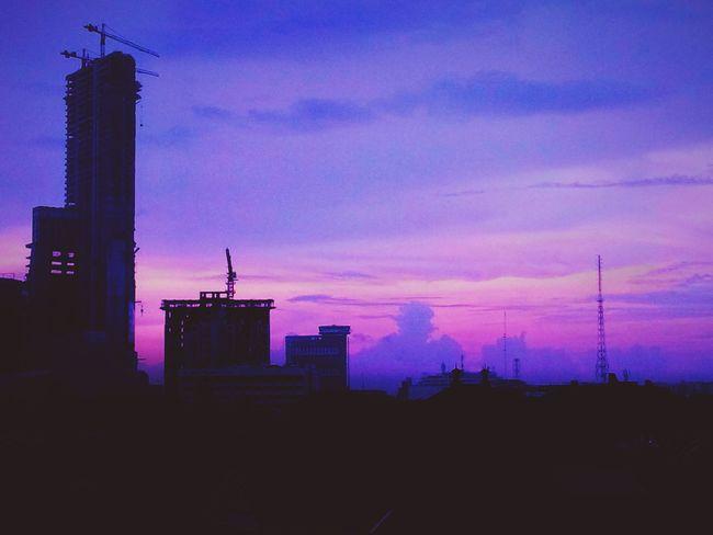South City Afternoon Good Nigth  On A Break Skay Surabaya Surabaya City