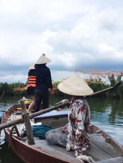 Hoi An Basket boat trip