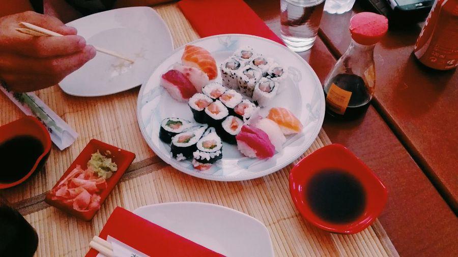 favorit food 😻🍱🍣🍛 Sushi Favorit Food