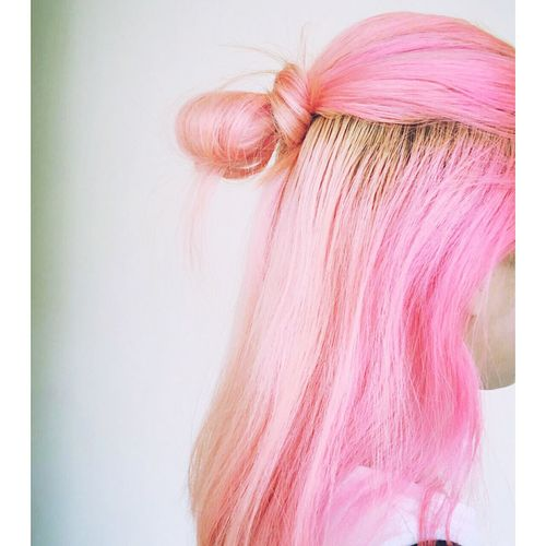 🌸 Cute Hello World Style Pink Color That's Me! Girl Getting Inspired Hi!