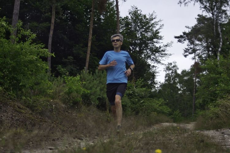 A Trail Runner