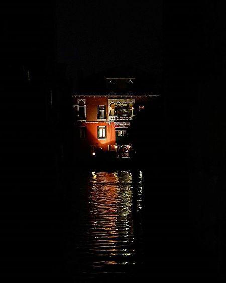 Venice Venezia Italy Italia Night Nightwalk
