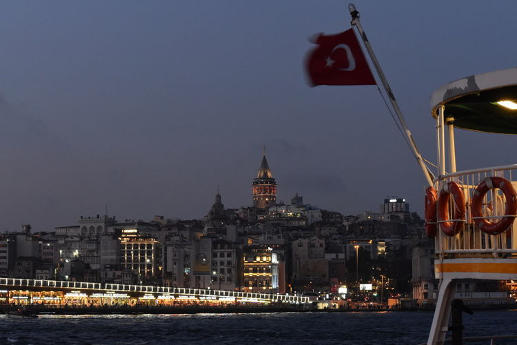 View of galata